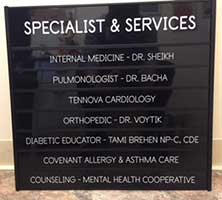 Bradley, Polk, Walk in, medical center, referral,