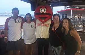 24 years, anniversary, Lookouts, Chattanooga Baseball, Ruth vanBergen, Monica Schmidt, Jenn Hennessee, Michael Kirshner