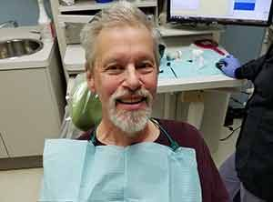 evan leonard, dental day, SHINE