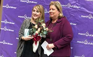Alex Shoemaker, March of Dimes, Nurse of the Year, Behavioral Health Nurse of the Year, Tennessee Nurse of the Year