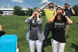 metro, nashville, eclipse, solar eclipse, total eclipse
