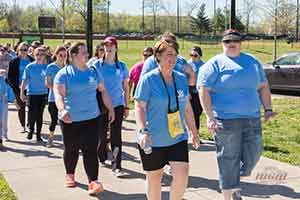 NAMI Davidson County, 5k, Memories by Murray, NAMI walk, mental health awareness, Team MHC, Jennifer Shute