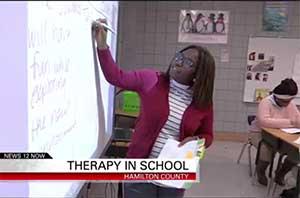 Hamilton County schools, Keith Nilsen, Mental Health Cooperative therapy,