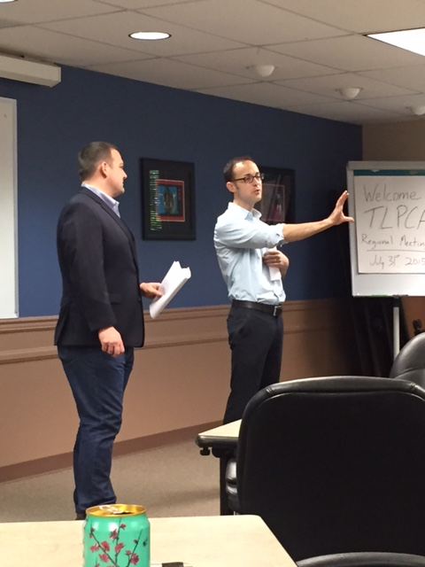 adam graham, michael randolph, Tennessee Licensed professional counselor regional meeting, mental health cooperative