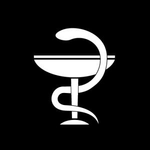 NPS Pharmacy Black Icon