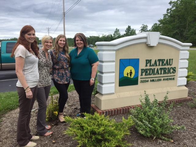 MHC, plateau pediatrics
