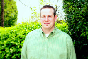 Clay Harris, MHC program manager,