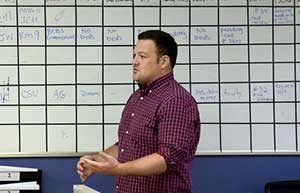 michael randolph, crisis supervisor