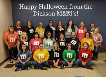 Dickson, halloween