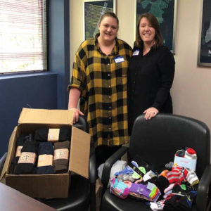 sock drive, IHC, primary care clinic