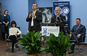 grand opening, Mayor Briley, Crisis Treatment Center, psychiatric ER, mental health crisis