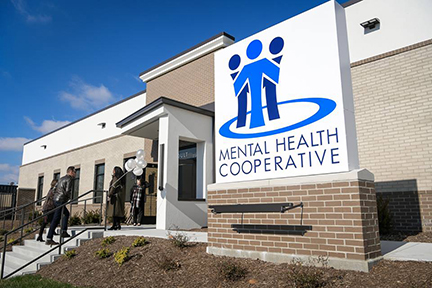 crisis treatment center, grand opening, psychiatric ER