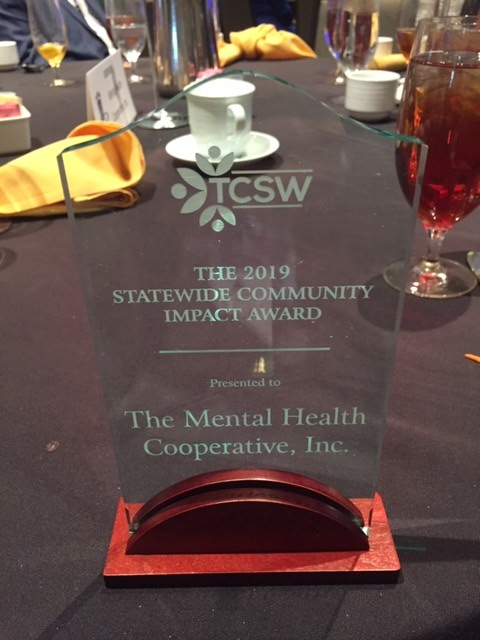 TCSW, Award, Tennessee Conference on Social Welfare, Crisis Treatment Center, innovative services