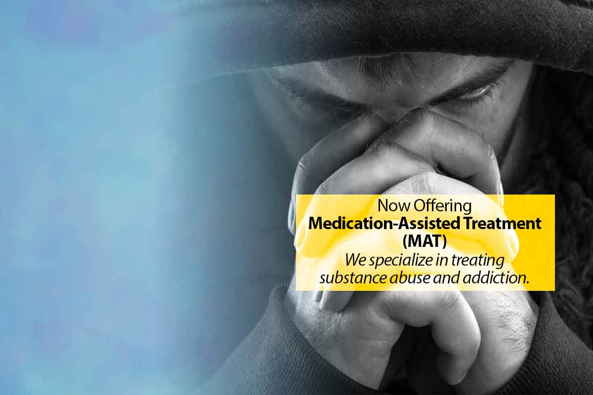 Medication-Assisted Treatment (MAT)