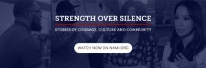strength over silence