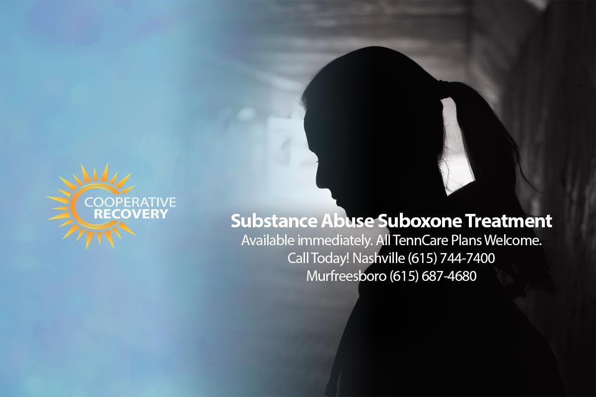 Substance Abuse Suboxone Treatment